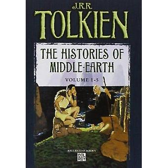 Histories of Middle Earth Vols 1-5 Box Set Book