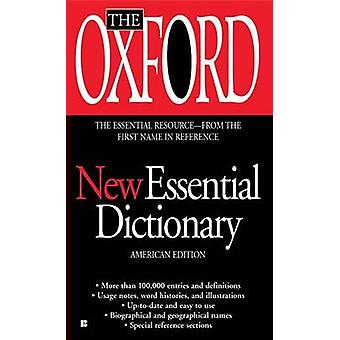 The Oxford New Essential Dictionary by Oxford University Press - 9780