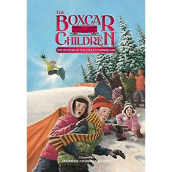 The Mystery of the Stolen Snowboard by Gertrude Chandler Warner - 978