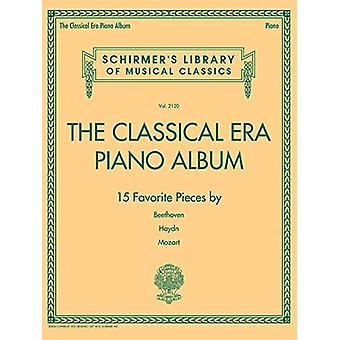 The Schirmer's Library of Musical Classics - The Classical Era Piano A