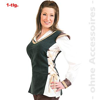 Hunter Robin women's costume hood forest man Vagabundin Lady costume