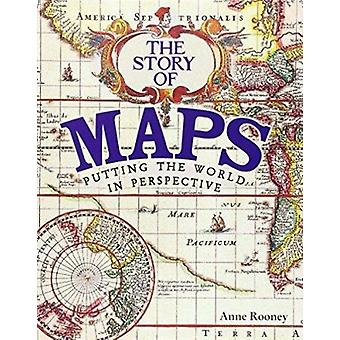 The Story of Maps by Anne Rooney - 9781784048433 Book