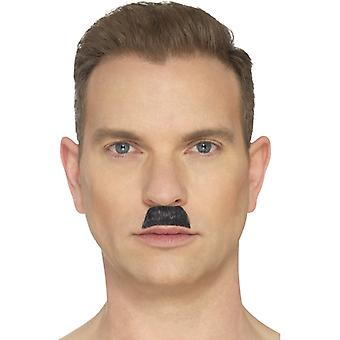 The Toothbrush Moustache
