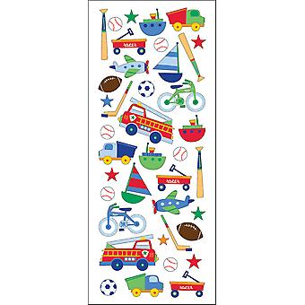 Puffy Stickers Classic Toys For Boys E5230062