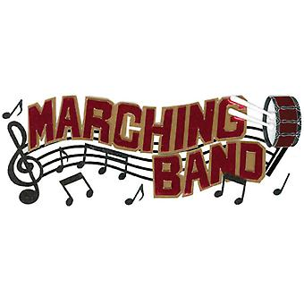 Jolee's Boutique Title Wave Stickers Marching Band E5060166