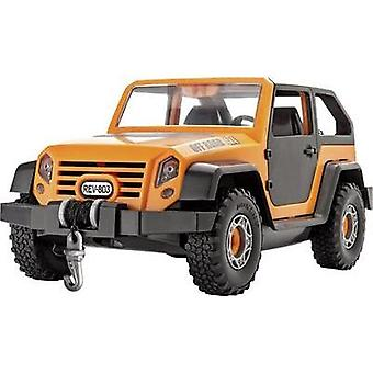 Revell 00803 Junior Kit Off-Road Auto Bausatz Car model assembly kit