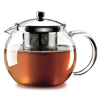 Iris Teapot Kettle with 4 Cups