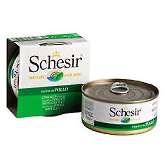 Schesir Filetes de Pollo en Gelatina (Dogs , Dog Food , Wet Food)