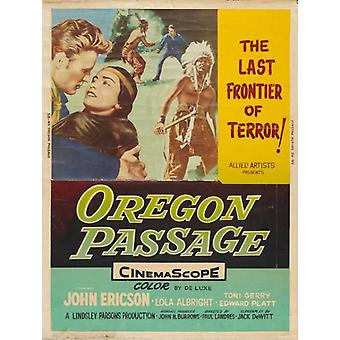 Oregon Passage Movie Poster Print (27 x 40)