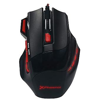 Phoenix Technologies With Phfactormouse Mouse Optical Mouse