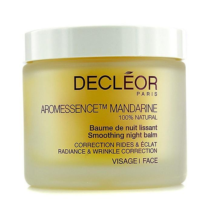 Decleor Aromessence Mandarine Smoothing Night Balm (Salon Size) 100ml / 3.1oz