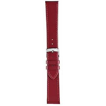 Morellato Sprint Napa Leather Red Berry 18mm A01X2619875081CR18 Watch