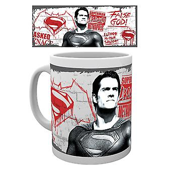 Batman Vs Superman False God Mug