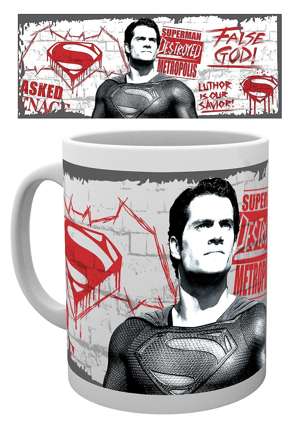 Batman Vs Superman falsk Gud krus