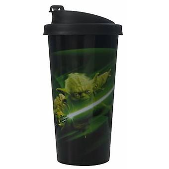 Lego Star Wars To Go Cup Yoda (Kitchen , Household , Child's)