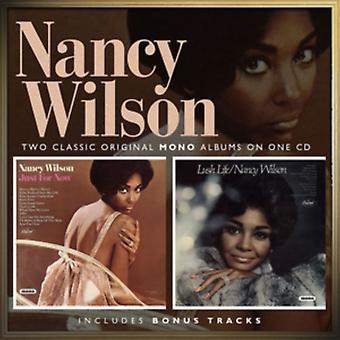 Just For Now / Lush Life by Nancy Wilson
