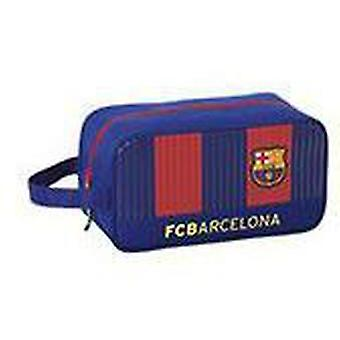 F.C. Barcelona Neceser 1 Handle FC Barcelona (Toys , School Zone , Backpacks)