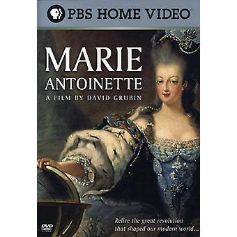Importación de USA de Marie Antoinette [DVD]