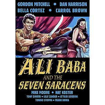 Ali Baba & the Seven Sara [DVD] USA import
