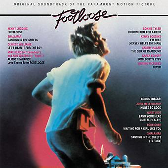 Diverse artister - Footloose [DVD] USA importere