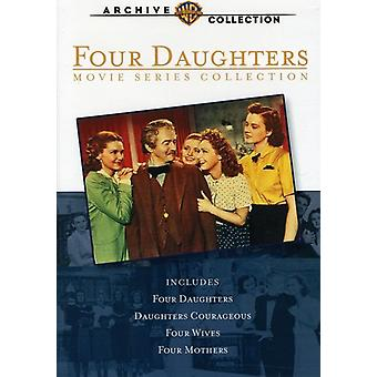Four Daughters: Movie Series Collection [DVD] USA import