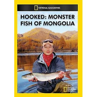Hooked: Monster Fish of Mongolia [DVD] USA import