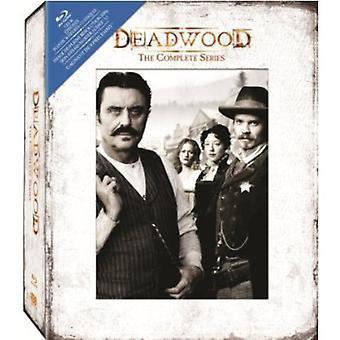 Deadwood - Deadwood: Complete Series [DVD] USA import