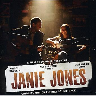 Forskellige kunstnere - Janie Jones [CD] USA importerer