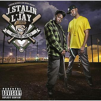 J. Stalin & L'Jay - bunden af 9 [CD] USA importen