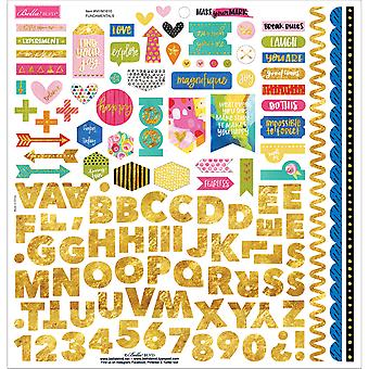 Make Your Mark Cardstock Stickers 12