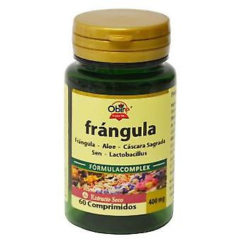 Obire Frangula (Complex) 450 Mg. Dry Extract 60 Tablets (Vitamine e supplementi , Fibre)