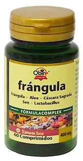 Obire Frangula (Complex) 450 Mg. Dry Extract 60 Tablets