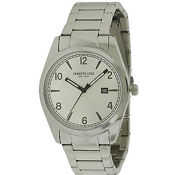 Kenneth Kole New York Stainless Steel Mens Watch 10031331