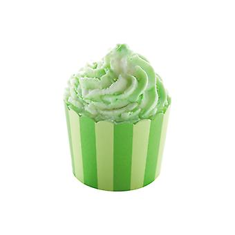 Bomb Cosmetics Lime & Kiwi Big Top Cocoa Swirl 110g