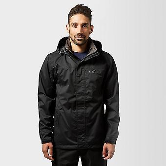 Black Peter Storm Men's Downpour Waterproof Jacket