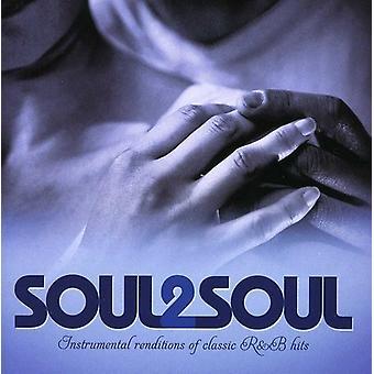 Sam Levine & Jack Jezzro - sjæl 2 sjæl: Instrumental R&B [CD] USA import