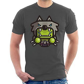 Einfachere Rehgar Warcraft Herren T-Shirt