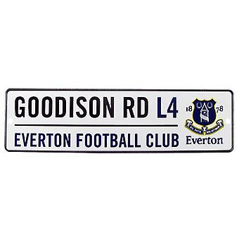 Everton Window Sign