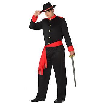 Costumi uomo soldato costume