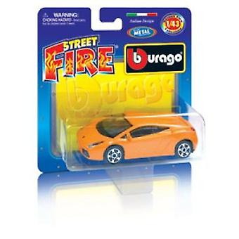 Burago 1/43 Street Fire Blister 1 Coches
