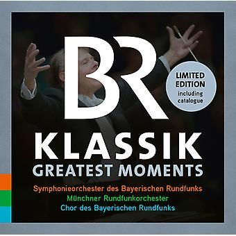 Bach, J.S. / Rundfunkorchester / Rundfunks - Br-Klassik største øjeblikke [CD] USA import