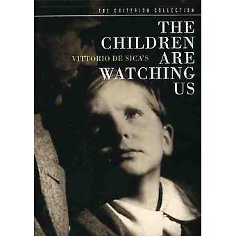Children Are Watching Us [DVD] USA import