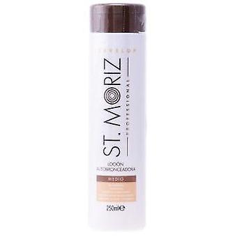 St. Moriz Self Tanning Lotion Medium 250 ml (Cosmetics , Body  , Sun protection)