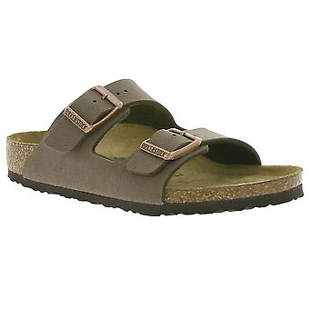 BIRKENSTOCK Arizona kids Sandals kids Sandals Brown Birko-Flor®