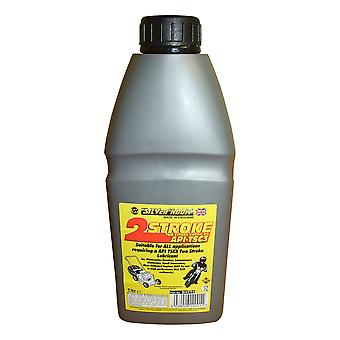 2 Stroke Engine Oil 500Ml Ideal For Chainsaw Strimmer Brushcutter Cut Off Saw