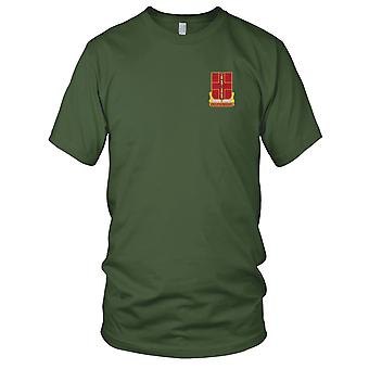 US Army - 263rd Tank Battalion Embroidered Patch - Kids T Shirt