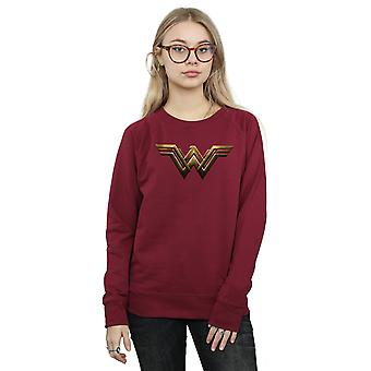 DC Comics Justice League Frauenfilm Wonder Woman Emblem Sweatshirt