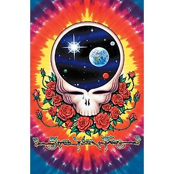 The Grateful Dead Subwaymural Poster Poster Print