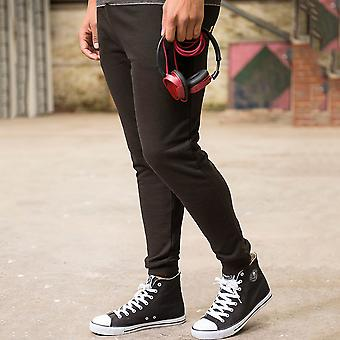 AWDis Hoods Mens Tapered Track Pants