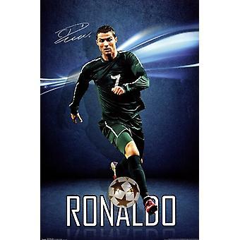 Ronaldo - Onda Poster Print